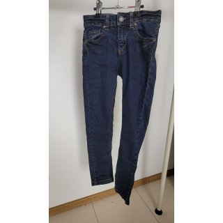Review for Teens Stone Washed Slim Fit Jeans - Dunkelblau  GR.128