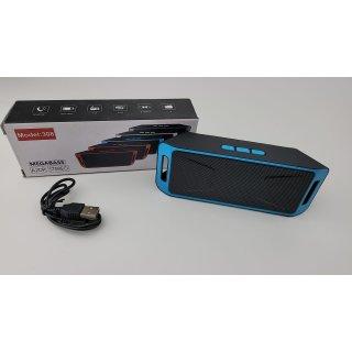 Megabass 308 Bluetooth Lautsprecher