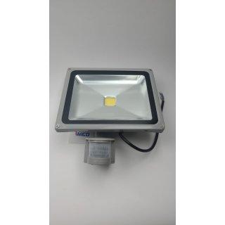 LED Floodlight 30W mit Sensor