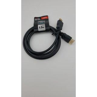 Speedlink HDMI-Kabel unterstützt 1080i und 1080p - goldbeschichtete Kontakte) 1,5m