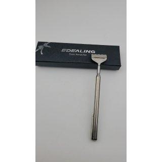 Edealing ™ Beweglicher ausziehbarer rückseitiger Kratzer mit Teleskop-Handgriff - Ohne Stahlrückseite Massagegerät-Körper-Massage-Werkzeug