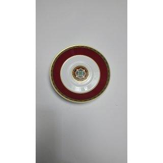 Samarkand Rubin Mokkauntertasse / Espressountertasse 12cm  von Villeroy & Boch