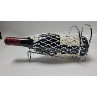 Flaschenhalter edelstahl