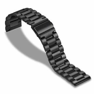 Aresh Kompatibel mit Fitbit Ionic Armband, Metall Solide Edelstahl Ersatzarmband