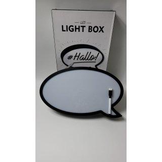 LED Lightbox Leuchtkasten