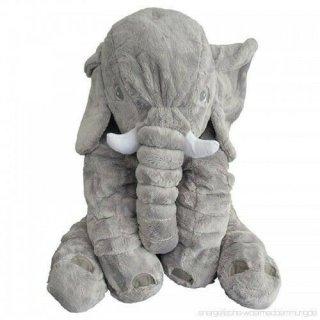Babyweiches Plüsch Elefant Schlafkissen Kids Lendenkissen Stofftier Spielzeug