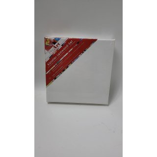 2 x  Leinwand. 20 x 20 cm 6 Canvas Leinwände im Set Details Werden Sie kreati