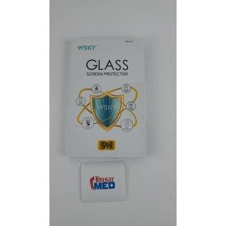 wsky 3er Pack glas Schutzfolie für iPhone 6/6S/7/8 Displayschutzfolie 4.7