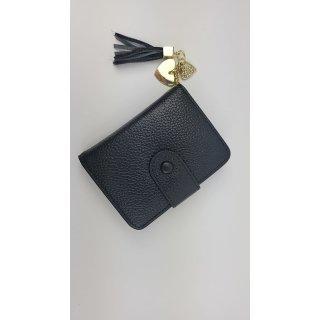 Kreditkarten Portemonnaie aus Leder