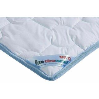 Microfaserbettdecke, Climacontrol Baumwolle, f.a.n. Frankenstolz, warm, Bezug