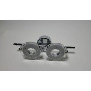 HENGDA 2x 12W Runde LED Deckenleuchte