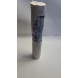 P+S Fleece Wallpaper - Kurzstreifen Green 20926518