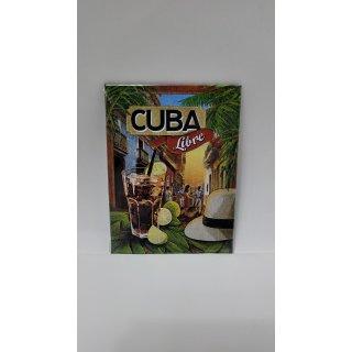 Kuba Libre Magnet