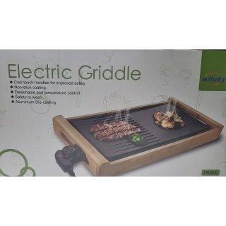 Elektrischer Tischgrill/Pfanne Eintopf und Braten Elektrischer Grill