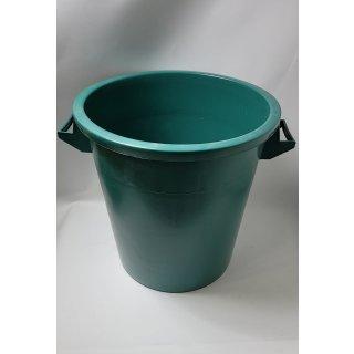 Tonne, aus HDPE, stapelbar 50 Liter, grün