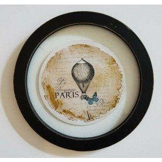 Wanddeko Petit Paris Heißluftballon