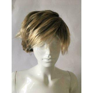 Grau Blonde Perücke Verkleidung