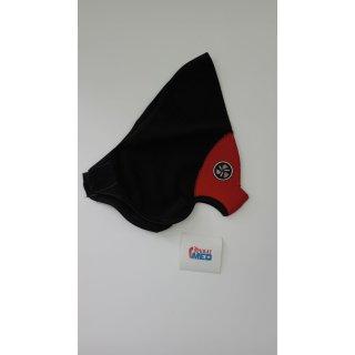 Rote Windmaske