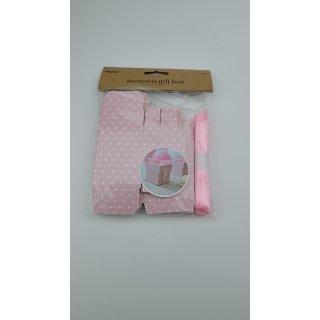 PartyDeco Conf. 10 Kartonschachteln, rosa