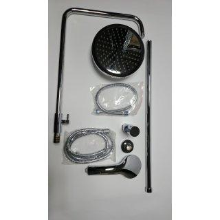 AuraLum Thermostat-Duschset NVT806