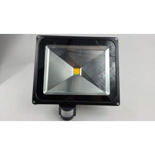 LE LED-Bewegungssensor-Flutlicht. 10W LED-Flutlichtstrahler für den Außenbereich