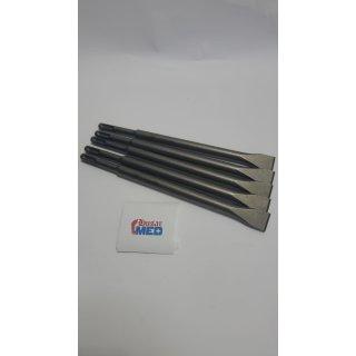 Flachmeißel 20 mm Heller 22885 5 Gesamtlänge 250 mm SDS-Plus 5 St.